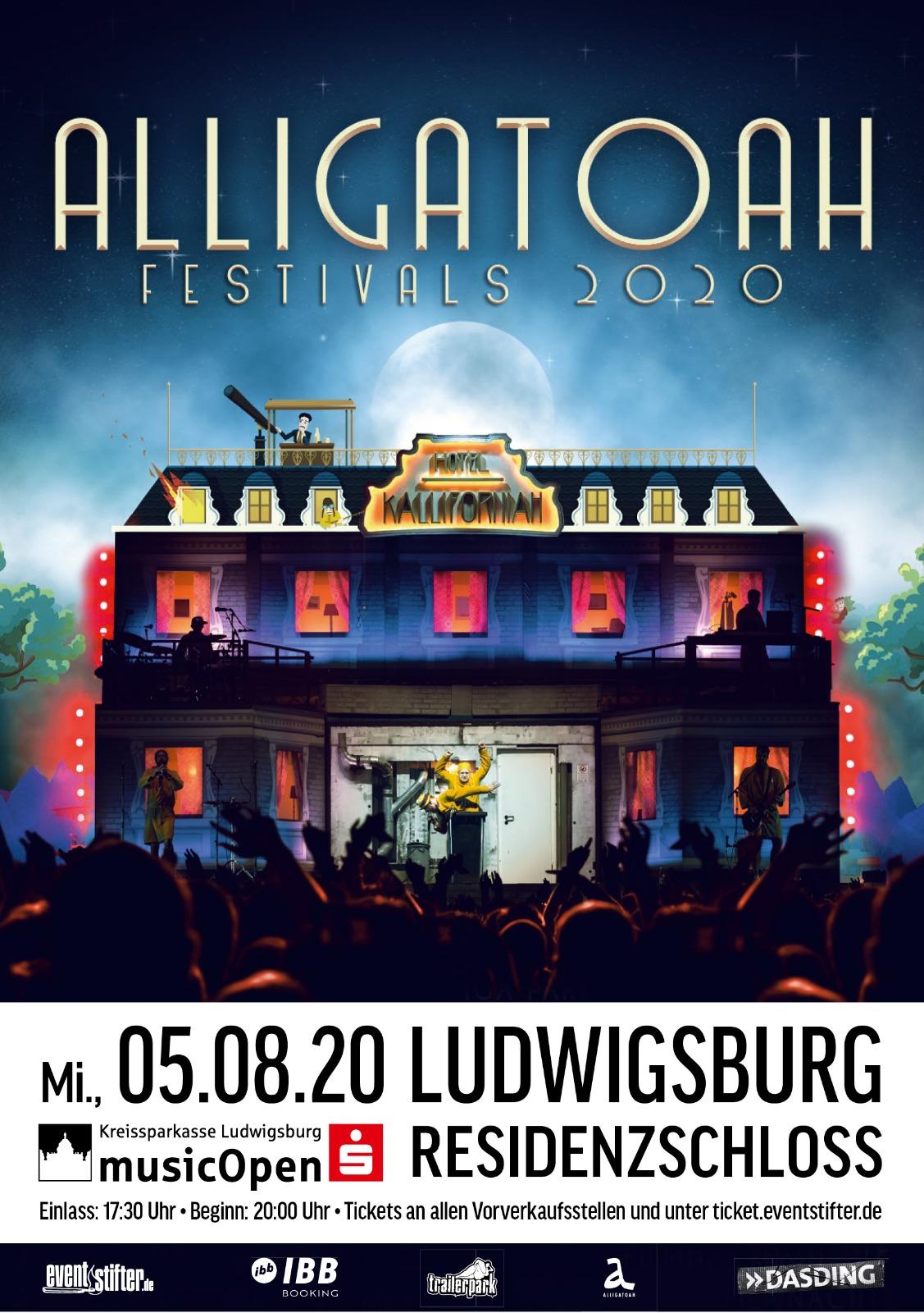 Alligatoah Tickets 2021
